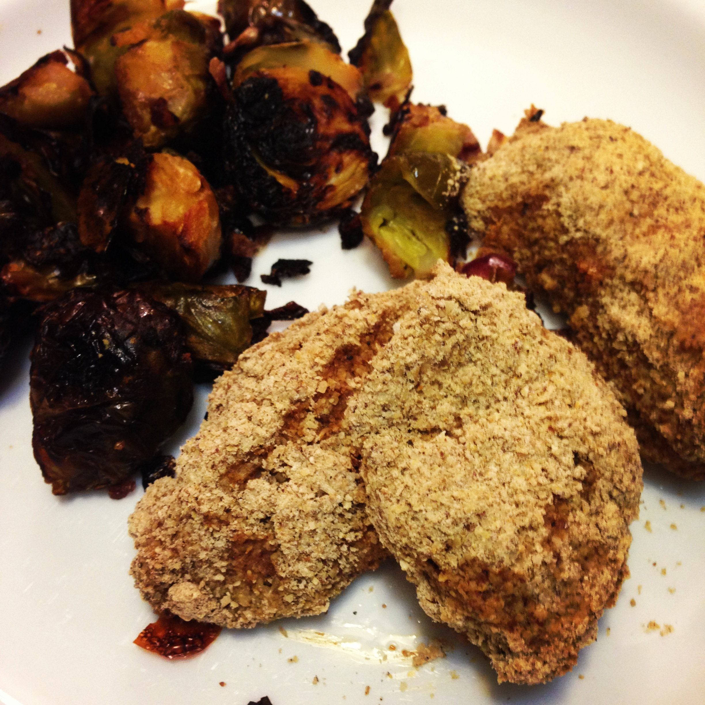 Nuggets Healthy Eats: Holy Chicken Nuggets